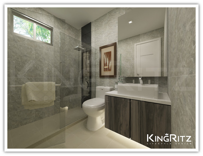 Kingritz lifestyle design for Bathroom designs singapore