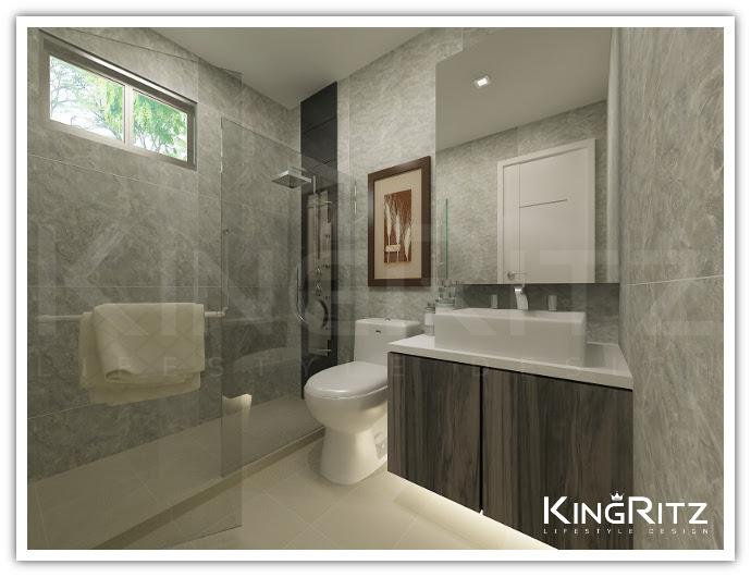 Kingritz lifestyle design for Bathroom designs singapore